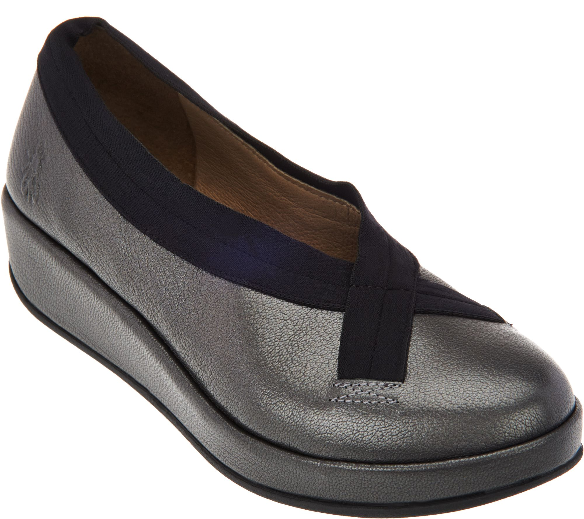 Roller shoes london - Fly London Leather Slip On Shoes Bobi A283450