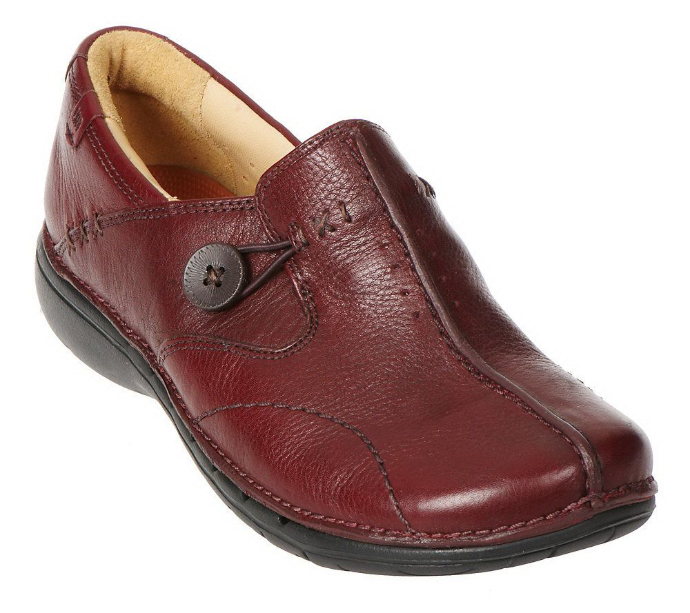 Qvc Shoes Clarks Womens