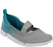 As Is Clarks Outdoor Cross Strap Slip-on Sneakers - Tri Skipp - A284550