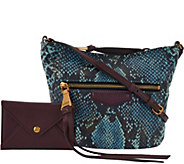 As Is Aimee Kestenberg Leather Crossbody & RFID Pouch - A288950