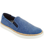 Vionic Canvas Slip-on Shoes - Rae - A305650