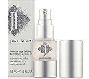 June Jacobs Intensive Age Defying Eye Cream, 0.5 oz - A313550