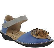 Spring Step LArtiste Leather Mary Jane Flats -Caicos - A357150