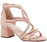 Sole Society Strappy Sandals - Jenina - A357850