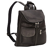 Le Donne Leather Lafayette Classic Backpack - A362950