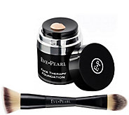 EVE PEARL Face Therapy Foundation & 201 Blender Brush - A365150