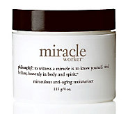 philosophy super-size miracle worker moisturizer Auto-Delivery - A211851