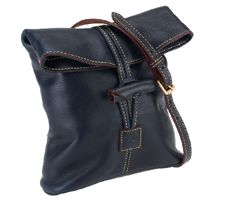 Dooney & Bourke Florentine Leather Toggle Crossbody