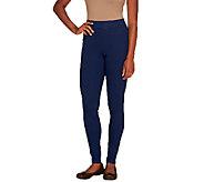Liz Claiborne New York Petite Essentials Knit Leggings - A240251
