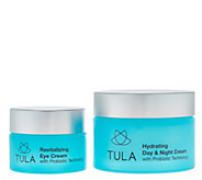 TULA Hydrating Day & Night Cream & Eye Set Auto-Delivery - A282051