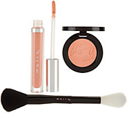 Mally Spring Into Color_Lip  & Cheek 3-piece Collection - A285151