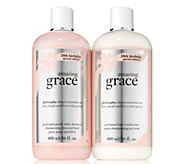 philosophy amazing grace anniversary shampoo & conditioner duo - A289151
