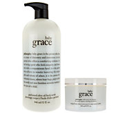 philosophy baby grace bath & body duo - A290551