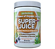 Garden Fresh Super Juice 30-Day Supply -Apple Carrot Ginger - A292951