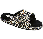 Daniel Green Terry Adjustable Slip-On Slippers- Ava - A338451