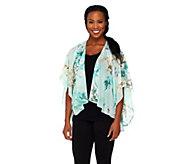 Sure Couture Convertible Kimono Top - A234052