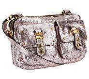 orYANY Metallic Leather Monica Crossbody - A239452