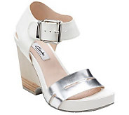 Clarks Narrative Wedges w/ Adj. Ankle Strap - Rosalie Pose - A265352