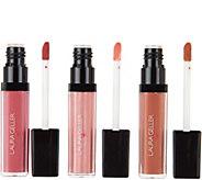 Laura Geller Luscious Lips Liquid Lipstick Trio - A280852