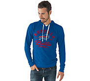 NFL Mens Long Sleeve Hooded Tee - A282252