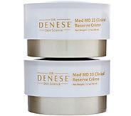Dr. Denese Med MD 33 Clinical Reserve Night Creme Set - A285952