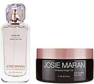 Josie Maran Whipped Argan Body Butter & Fragrance Duo - A301252