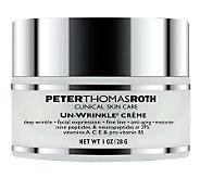 Peter Thomas Roth Un-Wrinkle Creme, 1 oz - A317852