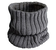 Nirvanna Designs Rib Knit Neckwarmer - A322752