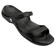 Crocs Womens Cleo Slide Sandals - A327852