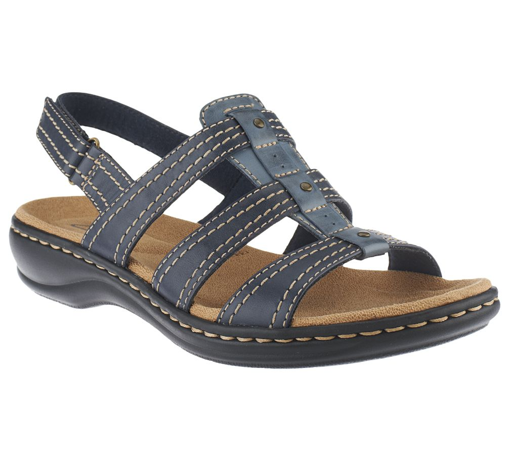 Clarks Bendables Leisa Daisy Leather Sandals Review
