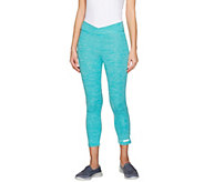 Cuddl Duds Sport Layer Cropped Pants - A263153