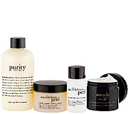 philosophy miraculous skincare trio - A267153