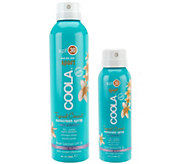COOLA Set of Two Broad Spectrum SPF 30 Sprays - A268053