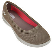 As Is Skechers GO Step Mesh Ballet Sneakers - Primary - A284553