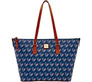 Dooney & Bourke NFL Texans Shopper - A285853