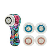 Clarisonic Mia2 Sonic Cleansing System w/1-Yr of Brush Heads - A286553
