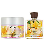 WEN by Chaz Dean Signature Love Body Treatment & 1.7 oz - EDP - A309953