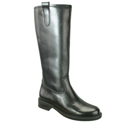 david tate wide calf leather boots best 20