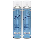 Nick Chavez Volumizing Extra Hold Hairspray Duo - A336353