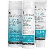 Paulas Choice Acne System Trio, Regular Streng th - A338553