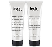 philosophy body lotion duo - A340953