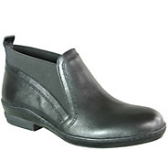 David Tate Leather Booties - Naya - A341453