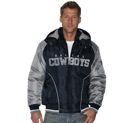 size 40 26137 fa412 nfl men's cowboys jackets   PT. Sadya Balawan