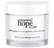 philosophy renewed hope moisturizer 2 fl oz - A260254