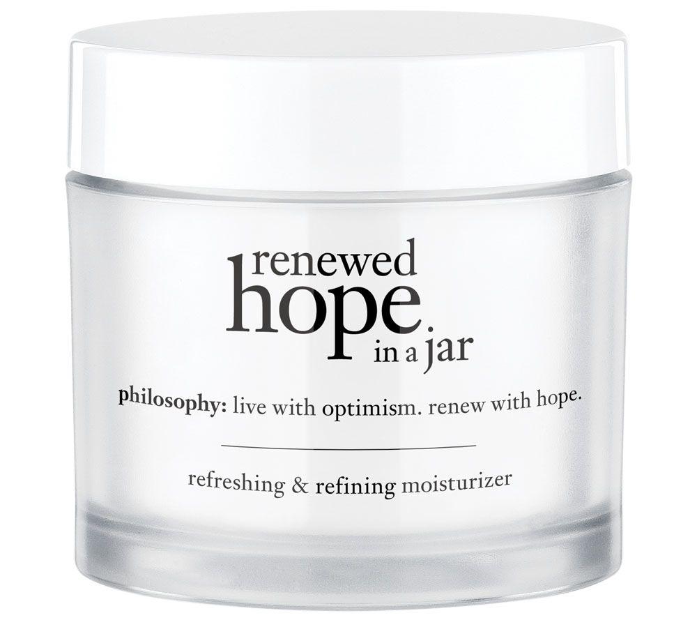 philosophy renewed hope moisturizer 2 fl oz