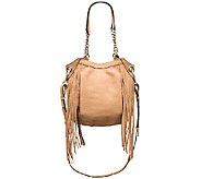 orYANY Italian Leather Shoulder Bag - Malia - A263954