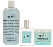 philosophy grace & love fragrance layering trio - A275054