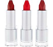 Mally Hydrate, Hydrate, Hydrate H3 Gel Lipstick Trio - A279554