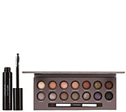 Laura Geller The Delectables Smoky Neutrals Palette w/ Mascara - A280854