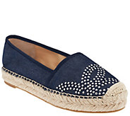 As Is Marc Fisher Espadrille Slip-on Shoes - Palmer - A284054